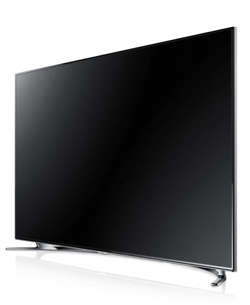 Ultra-Slim Samsung Smart TV F8000 2
