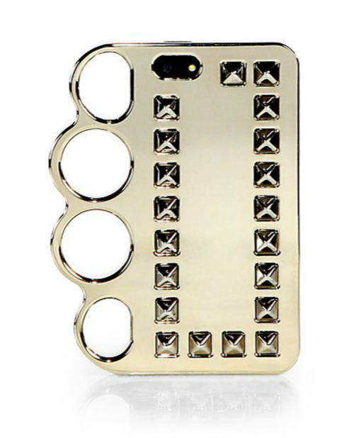Valentino Rockstud Knuckle Duster Hardcard For iPhone