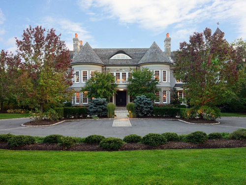 $13.5 Million Sophisticated Mansion in New York 2