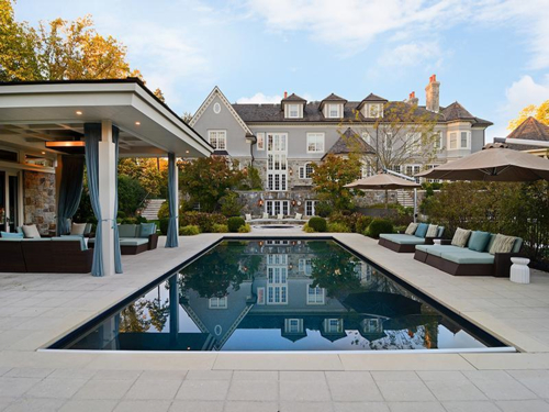 $13.5 Million Sophisticated Mansion in New York 21
