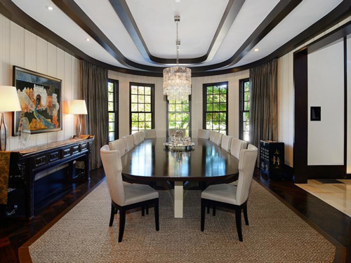 $13.5 Million Sophisticated Mansion in New York 8
