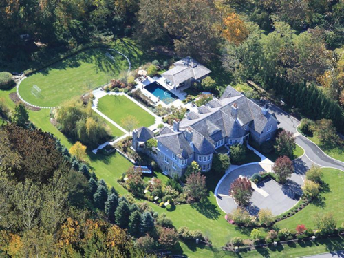 $13.5 Million Sophisticated Mansion in New York