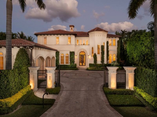 $15.75 Million Trophy Estate in Palm Beach Florida