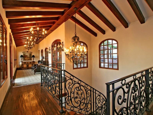 $16.9 Million Italian Oceanfront Mansion in California 11