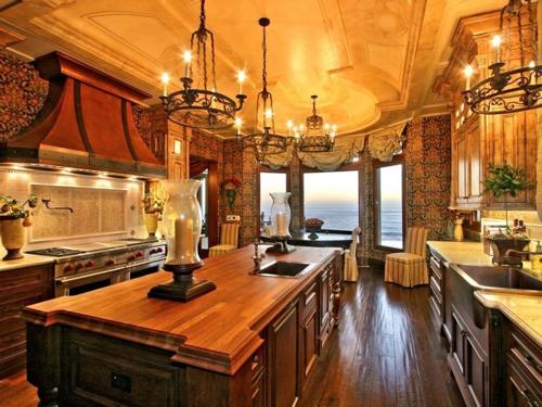 $16.9 Million Italian Oceanfront Mansion in California 4