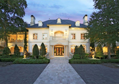 $19 Million Extravagant French Renaissance Mansion in Texas 2
