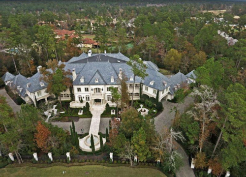 $19 Million Extravagant French Renaissance Mansion in Texas