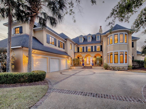 $2.4 Million Premier Golf Community Estate in Bluffton South Carolina 3