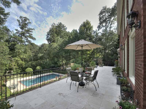 $2.7 Million Entertainer's Mansion in Alpharetta Georgia 14