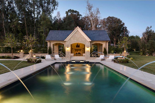 $20.9 Million French Country Estate in Hidden Hills California 18