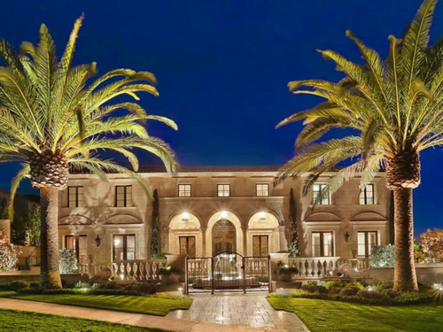 Estate Of The Day 22 8 Million Amazing Mansion In California