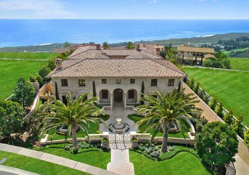 $22.8 Million Amazing Mansion in California