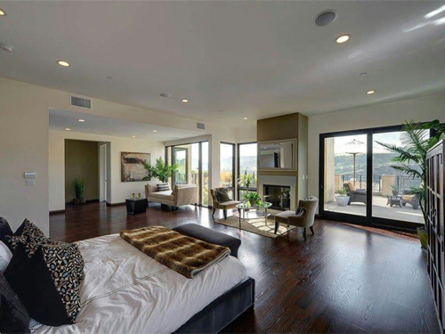 $5.8 Million Contemporary Estate in Los Angeles California 15