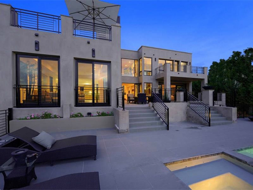 $5.8 Million Contemporary Estate in Los Angeles California 2