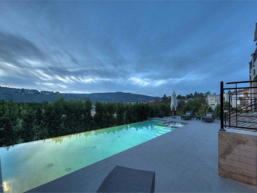 $5.8 Million Contemporary Estate in Los Angeles California 4