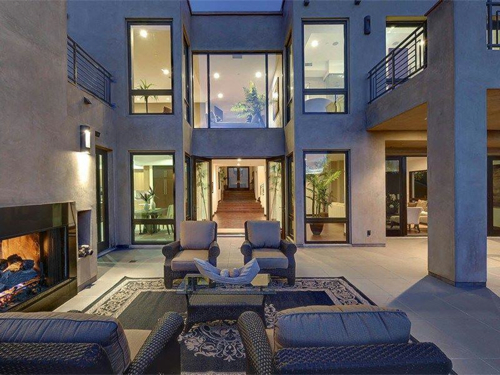 $5.8 Million Contemporary Estate in Los Angeles California 5