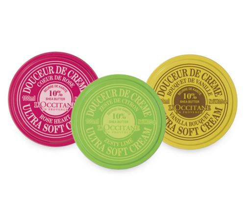 Loccitane Ultra Soft Cream