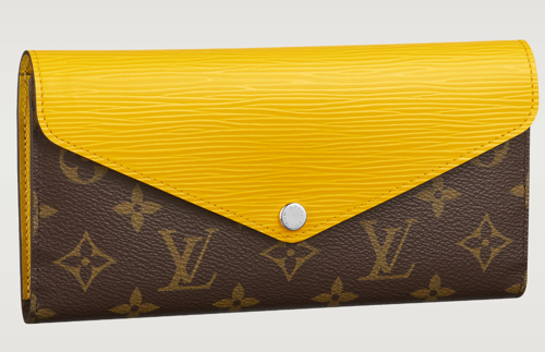 Louis Vuitton Marie-Lou Long Wallet 3