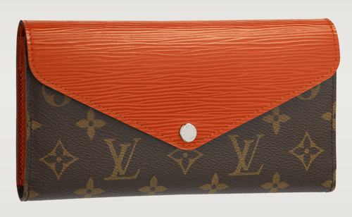 Louis Vuitton Marie-Lou Long Wallet 4