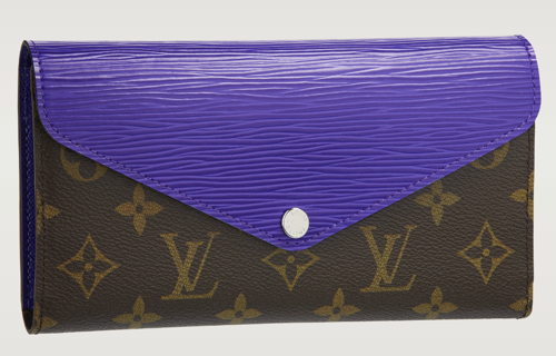 Louis Vuitton Marie-Lou Long Wallet 5