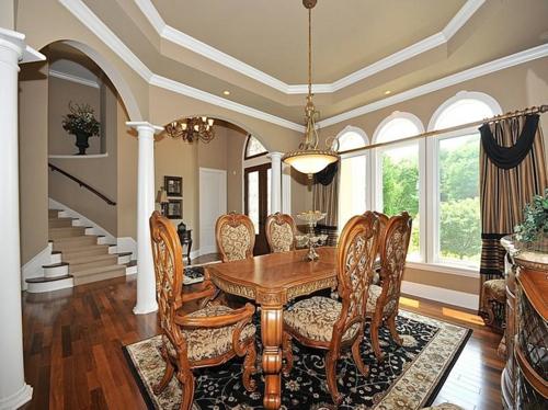 $1.9 Million Mediterranean Estate in Fishers Indiana 3