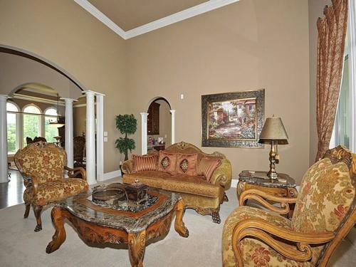$1.9 Million Mediterranean Estate in Fishers Indiana 5
