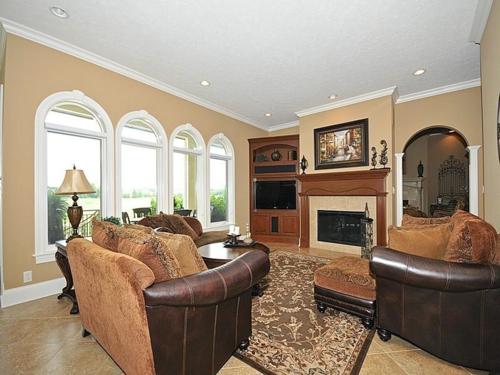 $1.9 Million Mediterranean Estate in Fishers Indiana 7