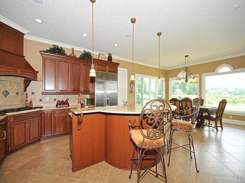 $1.9 Million Mediterranean Estate in Fishers Indiana 9