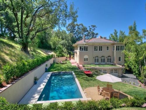 $11.8 Million Stately Historic Mansion in California 14