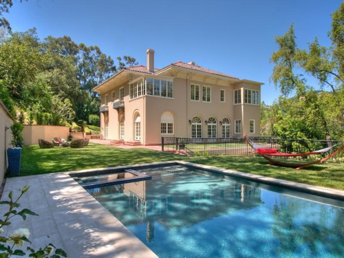 $11.8 Million Stately Historic Mansion in California 15
