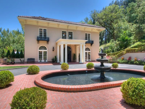 $11.8 Million Stately Historic Mansion in California 2