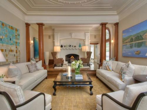 $11.8 Million Stately Historic Mansion in California 5
