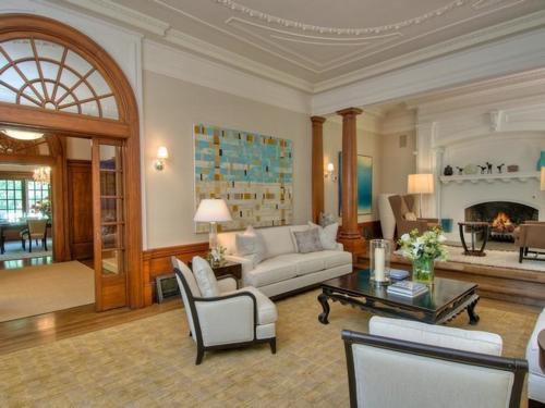 $11.8 Million Stately Historic Mansion in California 6