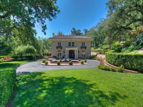 $11.8 Million Stately Historic Mansion in California