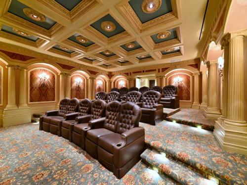 $16.5 Million Italian Mansion in Florida 12