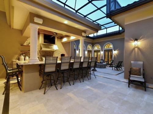 $16.5 Million Italian Mansion in Florida 13