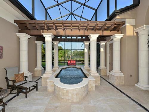 $16.5 Million Italian Mansion in Florida 14