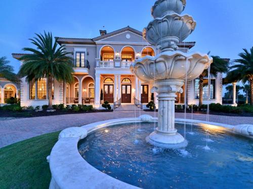 $16.5 Million Italian Mansion in Florida 2