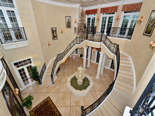 Estate Of The Day 16 5 Million Italian Mansion In Florida
