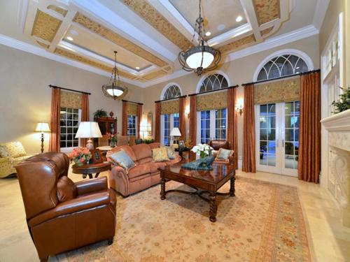 $16.5 Million Italian Mansion in Florida 6