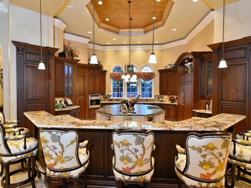 $16.5 Million Italian Mansion in Florida 7