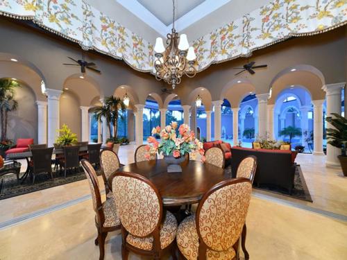 $16.5 Million Italian Mansion in Florida 8