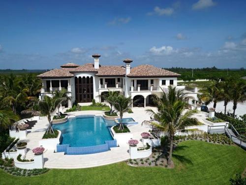 $16.6 Million Splendida Dimora Mansion in Vero Beach Florida 16