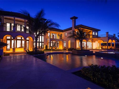 $16.6 Million Splendida Dimora Mansion in Vero Beach Florida