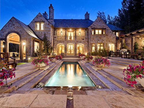 $17.5 Million French Country Mansion in Aspen Colorado 2