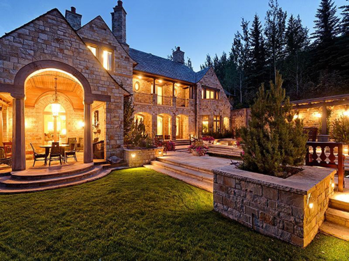 $17.5 Million French Country Mansion in Aspen Colorado 4
