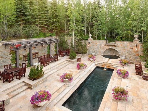 $17.5 Million French Country Mansion in Aspen Colorado 5
