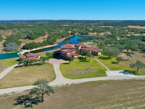 $4 Million Luxurious Country Estate in Texas