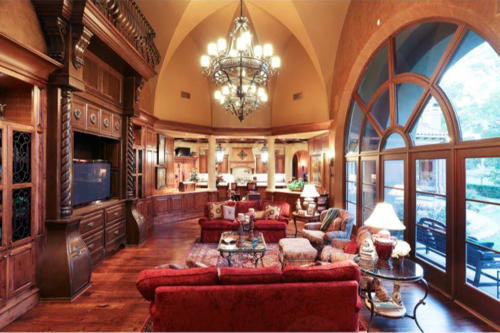 $4.25 Million Entertainer's Paradise in Texas 7