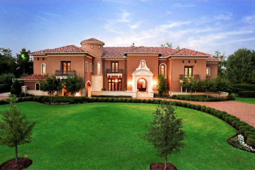 $4.25 Million Entertainer's Paradise in Texas